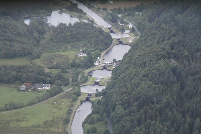 Crinan Canal Locks