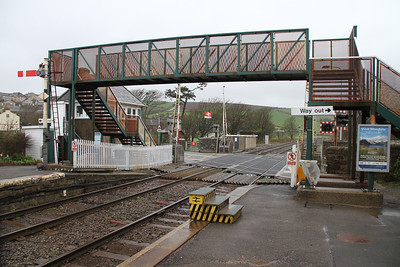 St Bees station - BR lives on here