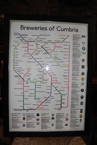 Breweries of Cumbria