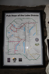 Pub Stops of the Lake District