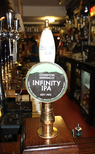 Coniston Brewing Co Infinity IPA.  6.0%.....