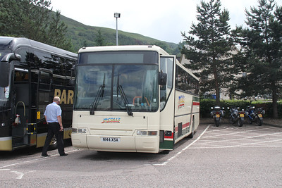McColls N144XSA at Fort William