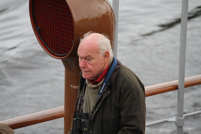 Timothy West, the actor