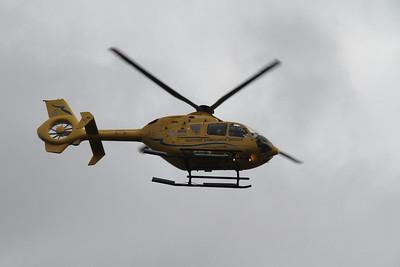 G-SASA takes off