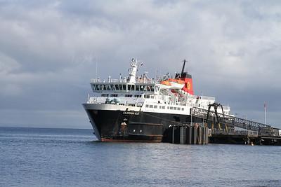 Caledonian Isles at Brodick