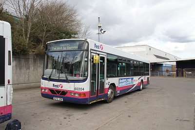 60204 has made it back to the bus station