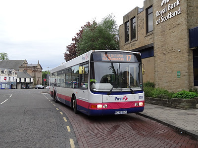 62158 at ASDA on the way back.  Not a bad bus at all for a 1997 one.