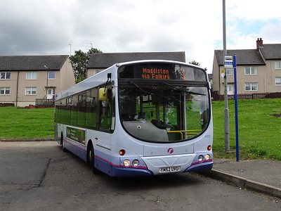 61222 Maddiston Stance next birl - nobody waiting so parked her straight....