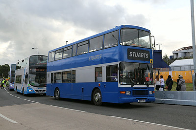 The former Corpy 261, or P261PSX if you prefer.   Nice tidy set of panels.  Well done.
