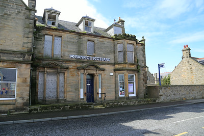Bank of Scotland Burghead