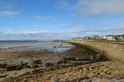 Burghead looking north