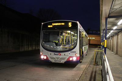 65699 Falkirk Bus Station
