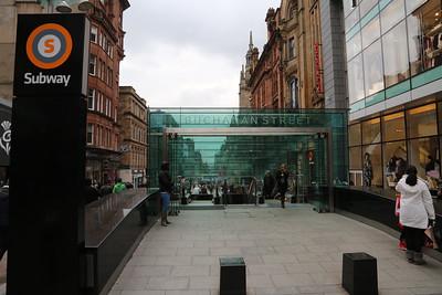 Buchanan Street surface