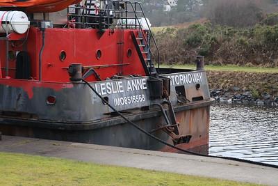 Leslie Ann at Banavie