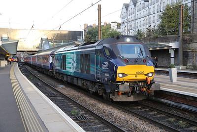 68003 on 2L69 for Cardendendenden at Haymeerkat