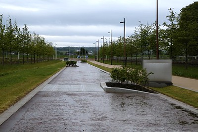 Inverness Campus traffic calming
