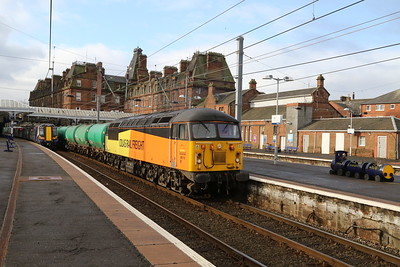 56113 and the sun peeks out at Ayr