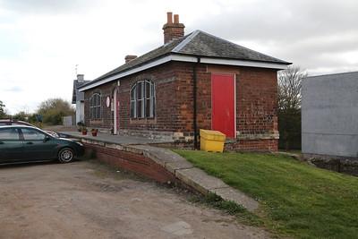 Haddington Station