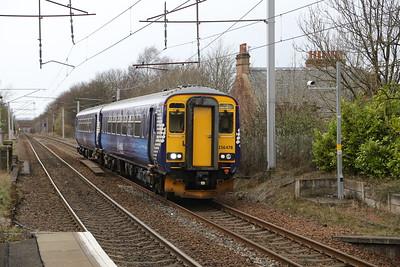 156478 is an Edinburgh express