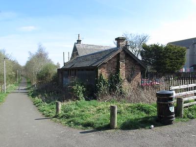 Loanhead station
