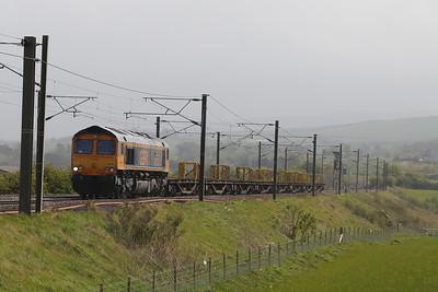 66733 approaches Dunbar