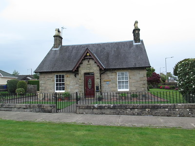 Doune station house