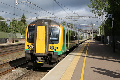 350105 again for the move to Rugby