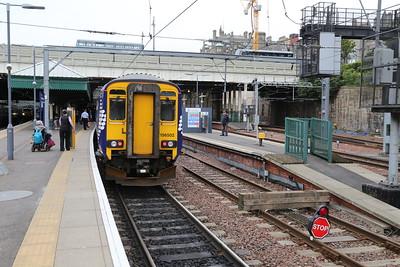 Platform 12 awaiting extension
