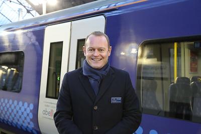 Alex Hynes, Managing Director ScotRail Alliance