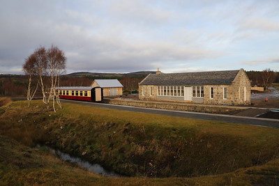 Grantown-on-Spey (East) Station