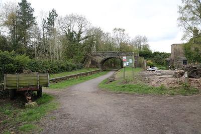Ebchester Station