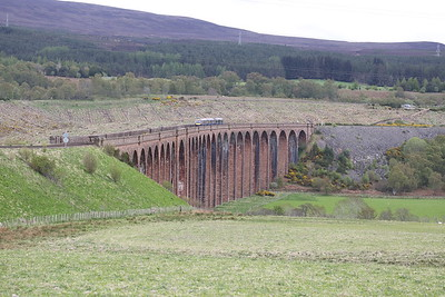 170irrelevant on Culloden Viaduct.  The training HST had been let run and was long gone. Ah well.