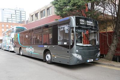 MCV Evora Volvo B8?