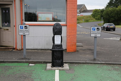 Cumbernauld EV Charging Point OOU
