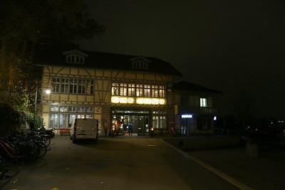 Altes Tramdepot Restaurant