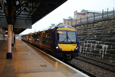 170420 is 1A53 0841 Glasgow Queen St to Aberdeen and my next chariot from Dundee
