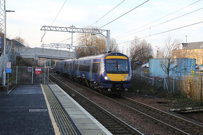 170433 on a Dunblane - Edinburgh - but not for much longer