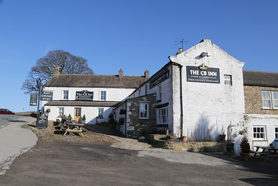 The CB Inn somewhere in Yorkshire.  Very nice, good selection of beers. Oh, and Deuchars.