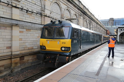 92018 in charge of 5B26