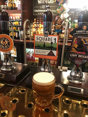 Black Sheep Square 1 Session Pale Ale 3.4% at Piccadilly Tavern