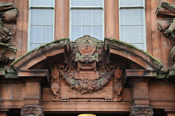 Former North British Locomotive Company HQ, Flemington Street, Glasgow