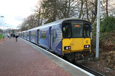 318258 will lead from Balloch to Queen St