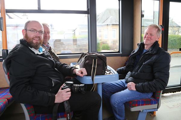 The Omnibus Society on tour