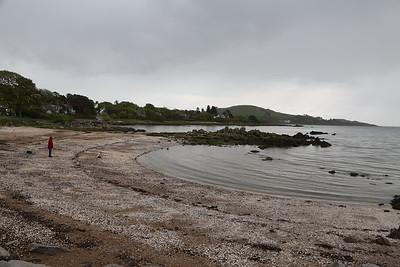Rockcliffe beach