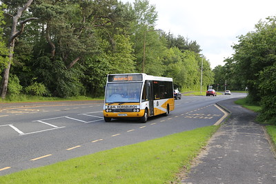 MX03 YCL looks a bit careworn on Simpson Parkway