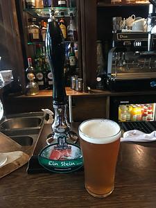 Lymestone Brewery Ein Stein 5.0% at Rookery Hall