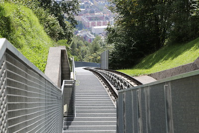 Hungerburg Funicular station