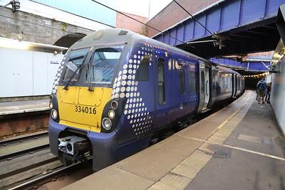334016 at Dalmarnock