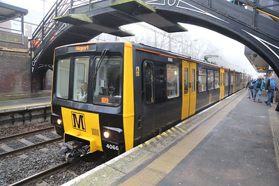 4066 lead unit gets me to South Gosforth