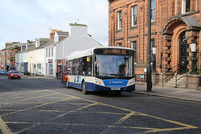 27514 on Buccleuch Street, Dumfries
